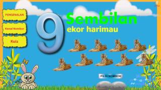 Belajar 123 untuk kanak-kanak : DEMO