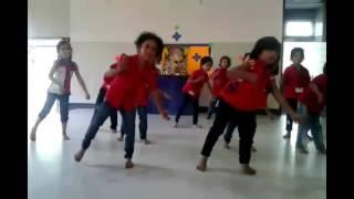 I love my teacher choreographed by Arpita Deshpande and Jayesh Palande (Septemer 5th, 2015)