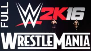 WWE WrestleMania 32 | 2016 Full Show [Torrent Download]