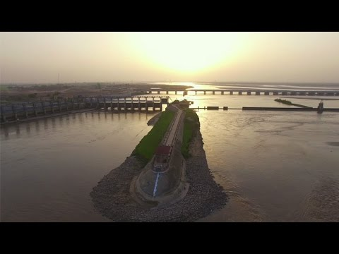New Weir in Pakistan's Punjab Provides Extensive Irrigation