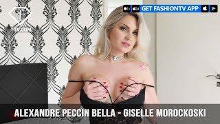 Alexandre Peccin Bella - Giselle Morockoski | FashionTV
