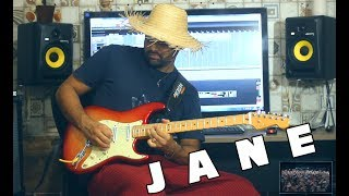 Desejo de Menina - Jane  (Forró na Guitarra)