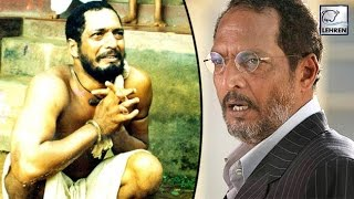 Nana Patekar FORCEFULLY Learned Acting From HUNGER | Lehren Retro