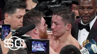 Stephen A. goes off on Judge after Canelo Alvarez vs. Gennady Golovkin | SportsCenter | ESPN