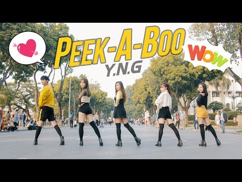 Xxx Mp4 KPOP IN PUBLIC Red Velvet 레드벨벳 피카부 Peek A Boo Dance Cover By YNG 3gp Sex