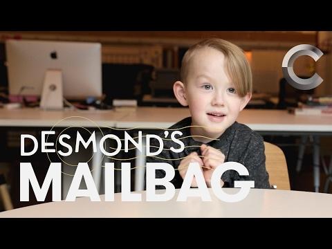 Desmond s Mailbag