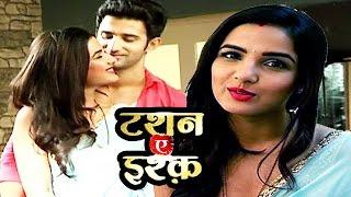 Kunj & Twinkle's HOT ROMANCE   Tashan-E-Ishq   05 March 2016 Episode