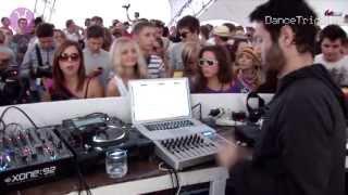 Guy Gerber, Art Department & Maayan Nidam | Kazantip (Ukraine) DJ Set | DanceTrippin
