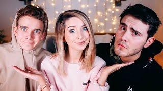 Boyfriend VS Brother Part 2!  | Zoella