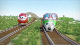 Super Wings - Trains EP 1 -  Cartoon For Children | 3D Animation Kids Series