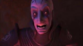 Star Wars Rebels All lightsaber duels