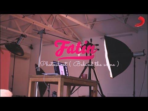 Fatin - Jingga Photoshoot | Behind The Scene