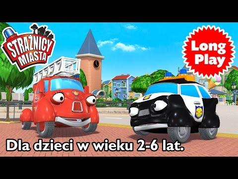 Strażnicy Miasta Non Stop Long Play Komplet zestawów 01