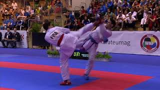 Historic day for Karate in the Youth Olympic qualification tournament