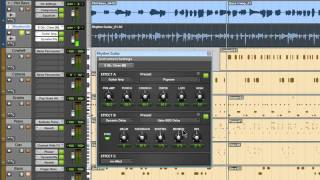 Pro Tools® SE - The Guitar Amp Effect - Win 7 & Mac OS X
