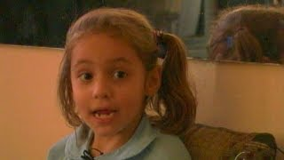 6-year-old girl hopes to overcome obstacles at home, one day become a judge (2007) l Hidden America