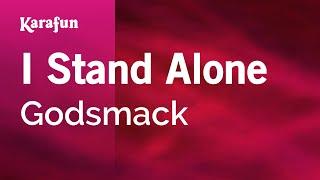 Karaoke I Stand Alone - Godsmack *