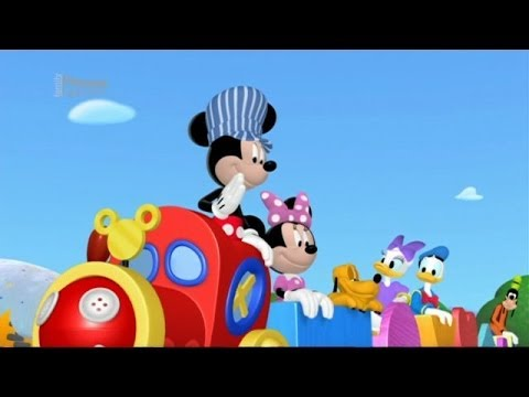 Mickeyho klubík Mickeyho nadrazicko