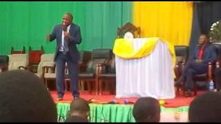 Pr David Mbaga