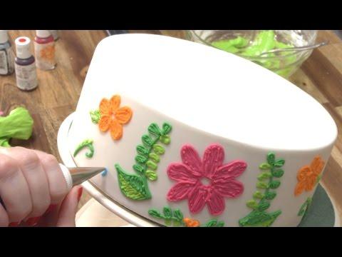 MAD PIPING SKILLS Amazing Cake Decorating Compilation CAKE STYLE