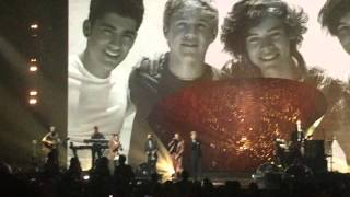 One Direction - X Factor Final - Arena Footage 13/12/15 (Part 3 of 3)