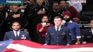 Philadelphia ; Sikh Heritage Night at NBA Game an Inspiration