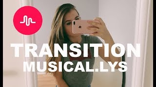 TRANSITION MUSICAL.LYS MAKEN & MUSICAL.LY MET FANS