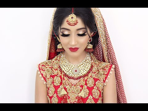 Xxx Mp4 Traditional Asian Bridal Hair And Makeup 3gp Sex