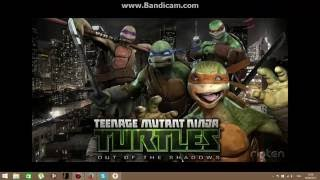 How to Download and install Teenage Mutant Ninja Tutles Out of Shadows on PC