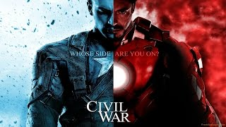 Everything Wrong With The Captain America: Civil War Trailer--Sub Ita