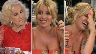 """Mirtha preguntó por el video hot y Florencia respondió: """"No soy tan angelito como todos creen"""""""