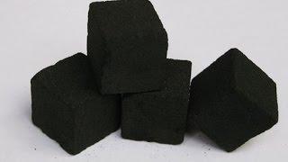 Briquette and shisha charcoal factory