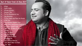Best of Rahat Fateh Ali Khan | Top 20 Songs | Jukebox 2018