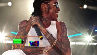 Vybz Kartel - Gunshot Ft. Shotta G [March 2017]