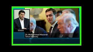 PressTV-'Trump's Iran, Palestine policies violate Intl. law'