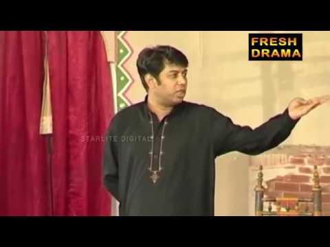 Husband & Wife Fight in Punjabi New Pakistani Stage Drama Full Comedy Funny