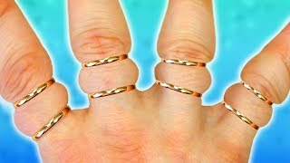 9 Ways To Remove A Ring From A Swollen Finger. Life Hacks. 9 BEST METHODS'