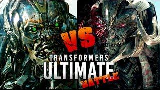 Transformers: Lockdown vs Megatron (Ultimate Battle)