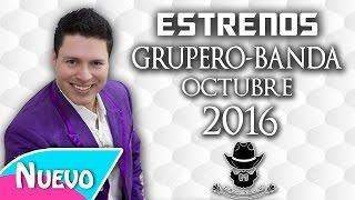 Top Grupero Banda Octubre 2016