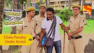 Your Favorite Character | Inspector Chalu Pandey Under Arrest | Taarak Mehta Ka Ooltah Chashmah