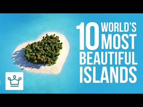 10 Most Beautiful Islands In The