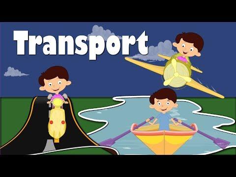 Xxx Mp4 Modes Of Transportation Videos For Kids Aumsum Kids Education Science Learn 3gp Sex