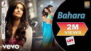 Bahara - Official Audio Song | I Hate Luv Storys| Shreya Ghoshal| Vishal Shekhar | Kumaar