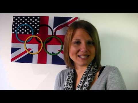 Thursday - Sunny 104.5's London Correspondent Lauren Watt at the XXX Olympic Games
