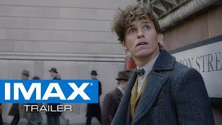 Fantastic Beasts: The Crimes of Grindelwald IMAX® Trailer