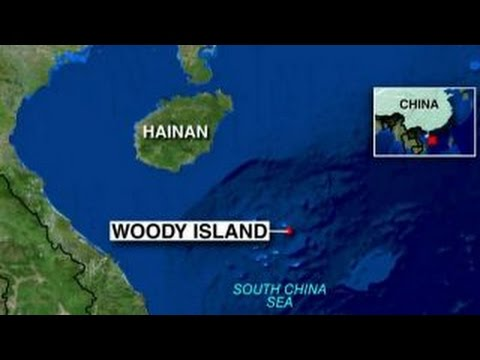 watch Chinese military rattles neighbors in South China Sea