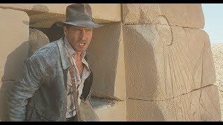 hidden symbolism in Indiana Jones Raiders of the lost ark and the last crusade