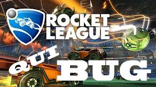 BUG sur Rocket League