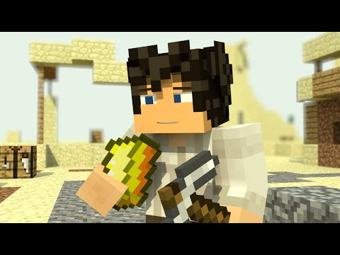 ♫ GOLD TOP MINECRAFT PARODY OF 7 YEARS BY LUKAS GRAHAM ♬