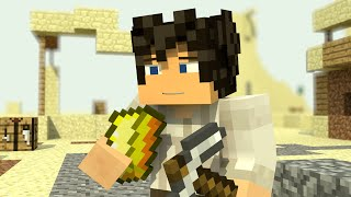 "♫ ""GOLD"" - TOP MINECRAFT PARODY OF ""7 YEARS"" BY LUKAS GRAHAM ♬"